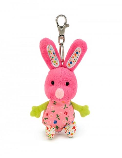 Rosie Bunny Keyring