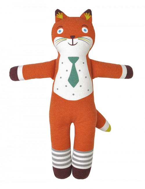 Socks the fox