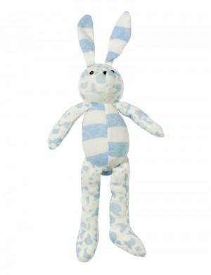 Boo Bunny blue