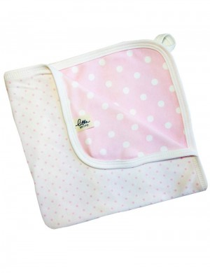 Pink Dotty Comforter