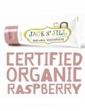 JACK N' JILL ORGANIC TOOTHPASTE RASPBERRY
