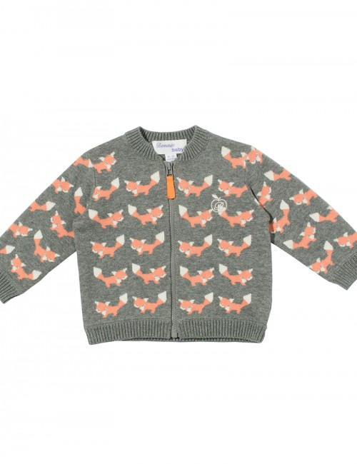 Foxy Sweater